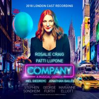 Cover Musical - Company - A Musical Comedy [2018 London Cast Recording]